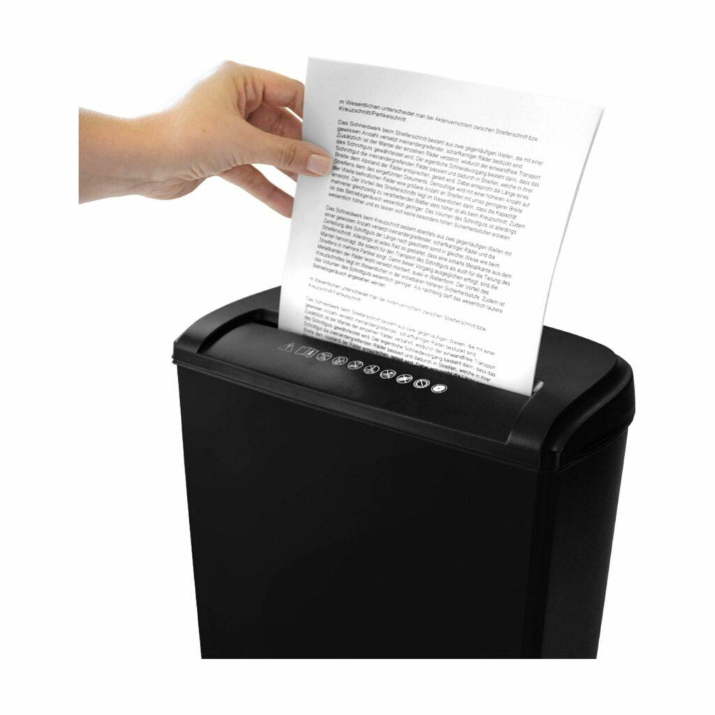 Olajšate si čiščenje z Digitus uničevalci dokumentov.
