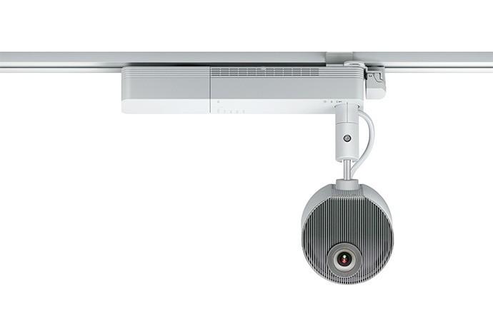 Epson laserski projektor LightScene je ustvarjen za prikaz izkustvenih in digitalnih predstavitev.