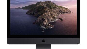 Računalnik Apple iMac Pro uradno ni več naprodaj.