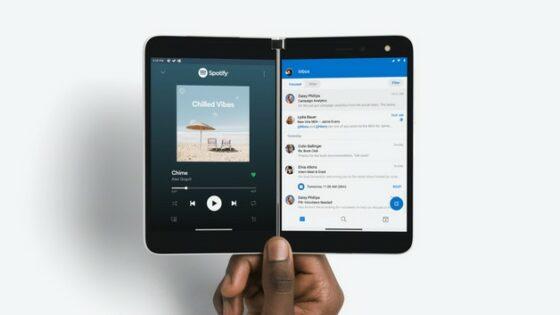 Novi Surface Duo 2 naj bi bil še boljši v primerjavi s predhodnikom!