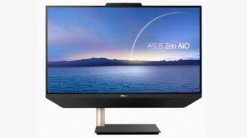 Novi osebni računalnik vse-v-enem Asus Zen AiO 24 navdušuje tako po oblikovni kot po strojni plati!