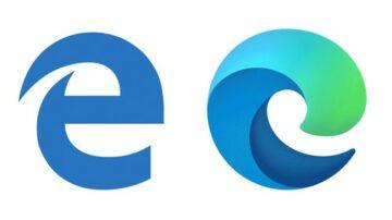 Zastareli Edge bo Microsoft za vedno odstranil 13. aprila letos.