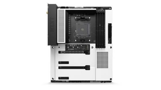 Osnovna plošča NZXT N7 B550 je namenjena naprednejšim uporabnikom.