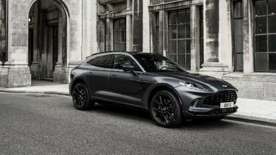 Aston Martin naj bi s proizvodnjo električnih avtomobilov začel leta 2025.