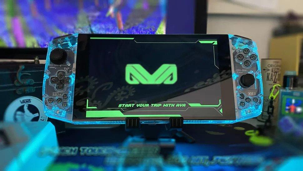 Aya Neo obljublja enako igralno izkušnjo kot na osebnih računalnikih.