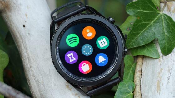 Samsung Galaxy Watch 3, po mnenju mnogih najboljša Android pametna ura ta trenutek.