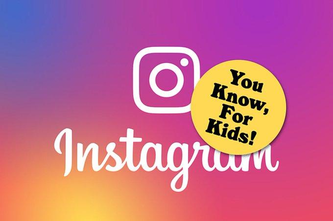 Instagram Kids naj bi bil namenjen otrokom starosti med 6 in 12 let.