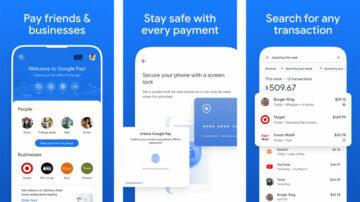 V tokratnem izboru tudi prenovljena aplikacija Google Pay.