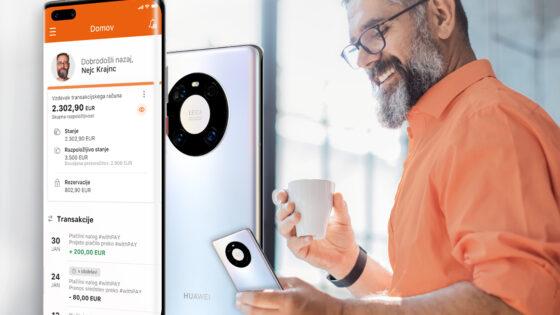 Nova spletna in mobilna banka Intese Sanpaolo Bank omogoča še večji nabor bančnih storitev in odlično uporabniško izkušnjo.