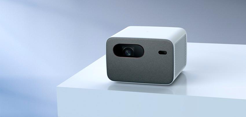 Prenosni projektor Xiaomi Mi Smart Projector 2 Pro je kos tudi najzahtevnejšim nalogam.