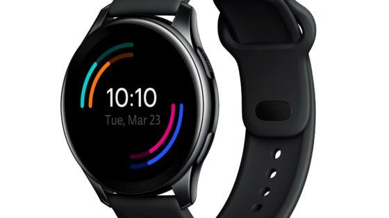 Pametna ročna ura OnePlus Watch se vam bo zagotovo takoj prikupila!