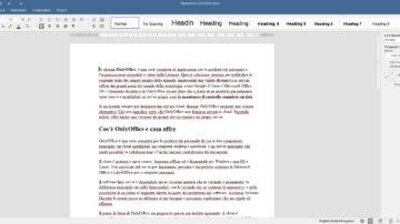 OnlyOffice je nedvomno eden najboljših pisarniških paketov za poslovne uporabnike!