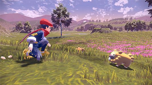 V novi Pokemon igri bomo v vsakem grmovju, reki ali travniku lahko našli najbolj znane Pokemone.