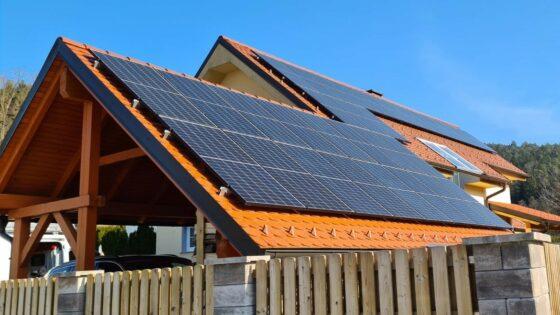 Sončne elektrarne po sistemu samooskrbe so trenutno najbolj popularne elektrarne v Sloveniji.