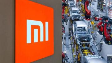 Kitajski proizvajalec telefonov Xiaomi se vključuje v tekmo električnih vozil.