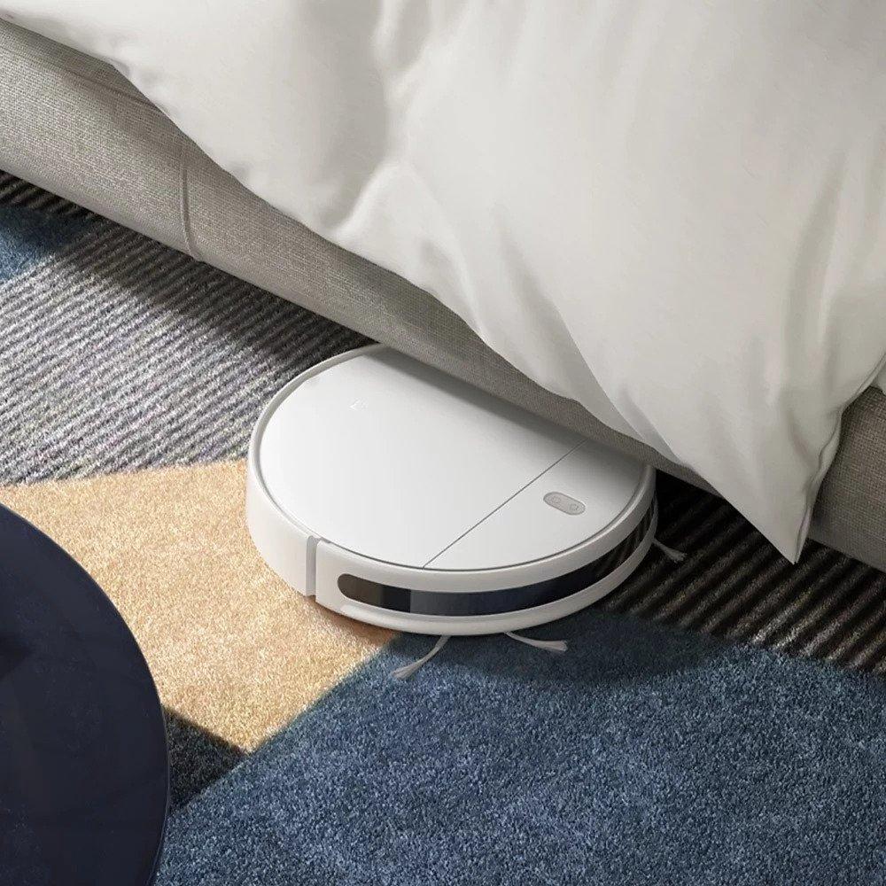 Robotski sesalnik Xiaomi bo upokojil vse ostale čistilne pripomočke v vašem domu.