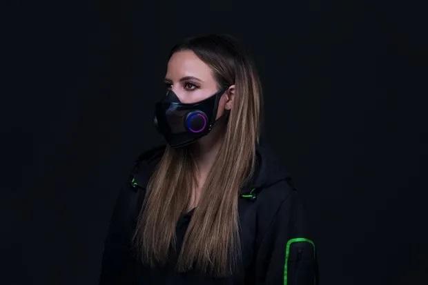 Zaščitna maska Razer bo nedvomno pisana na kožo mladim!
