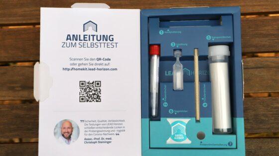 Testiranje je brezplačno in se izvede z grgranjem.