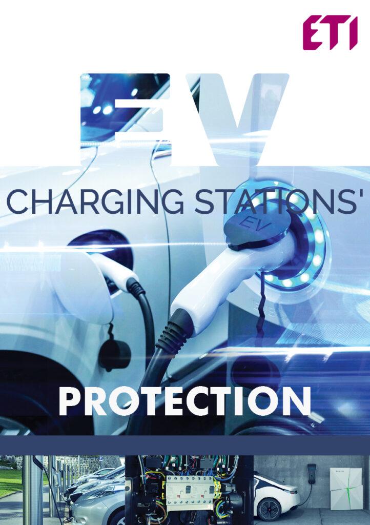 Za celovito zaščito električnih polnilnih postaj potrebujete zaščitna stikala EFI.