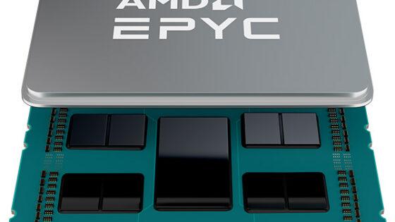 Novi strežniški procesorji AMD EPYC Milan bodo zlahka opravili s konkurenco.