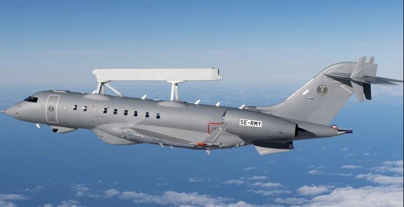 Hekerji so na temnem spletu objavili podrobne diagrame letala Bombardier Globaleye.