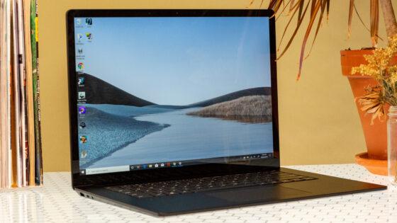Novi Microsoft Surface Laptop 4 naj bi bil kos tudi zahtevnejšim nalogam!