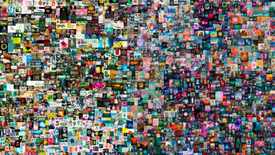 Digitalna slika je bila zaščitena s naprednim mehanizmom, zato je ni mogoče kar enostavno ukrasti ali pa izdelati njeno kopijo.