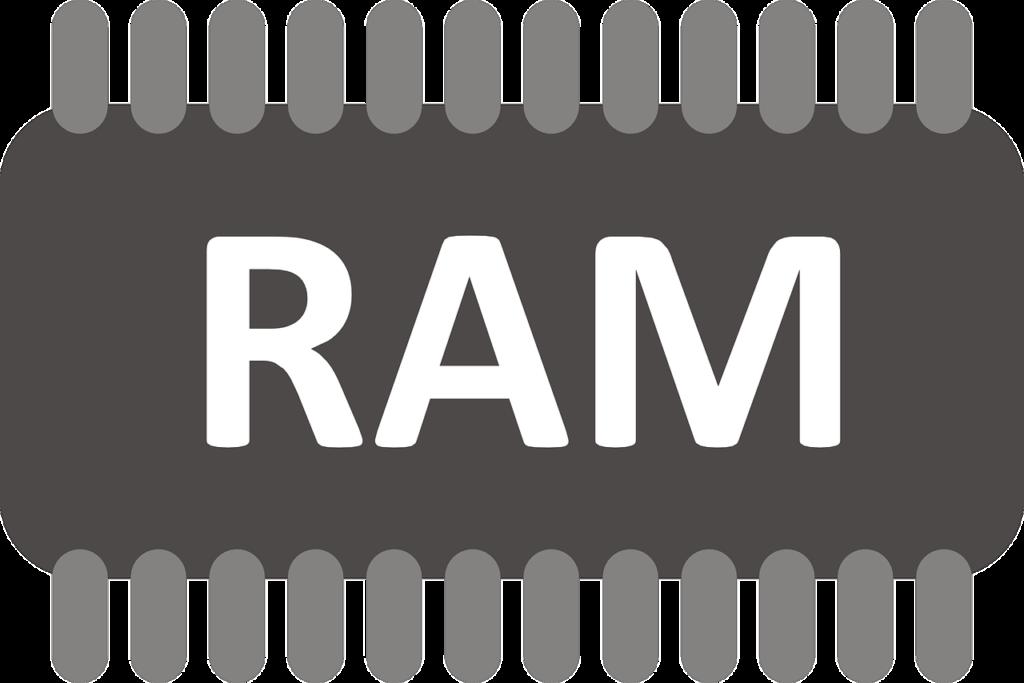 RAM je tisti del naprave, ki skupaj s procesorjem skrbi za nemoteno izvajanje programov in prehajanje med le-temi.