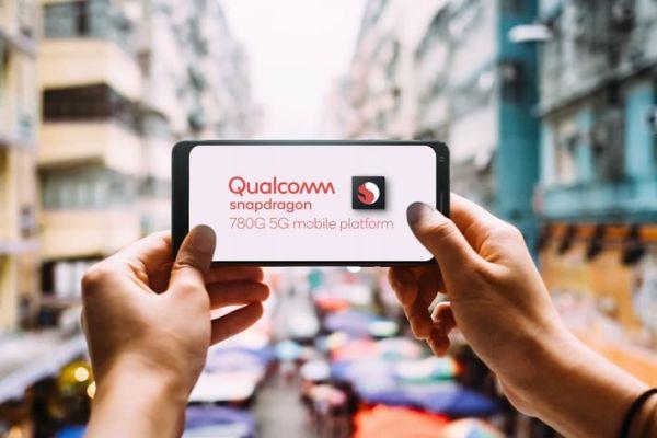 Novi mobilni procesor Snapdragon 780G je precej zmogljivejši od modela Snapdragon 768G.