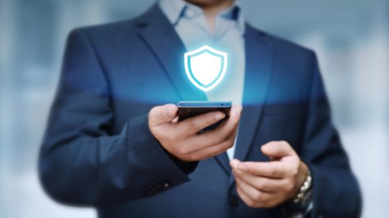 Storitev Varen poslovni splet prepreči povezovanje na zlonamerna spletna mesta.