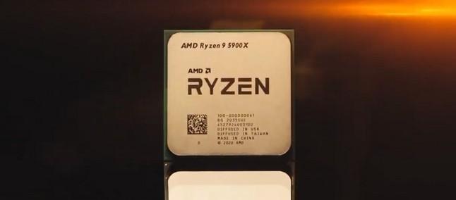 Procesor Ryzen 9 5900X bo na voljo izključno v navezi z že sestavljenimi računalniki.