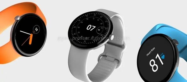 Pametna ročna ura Google Pixel Watch naj bi bila nekaj posebnega.