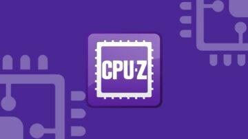 Novi CPU-Z vam bo posredoval vse ključne informacije o strojni opremi.