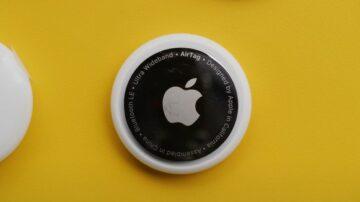 Kakovost materialov naprave Apple AirTag je zelo vprašljiva!