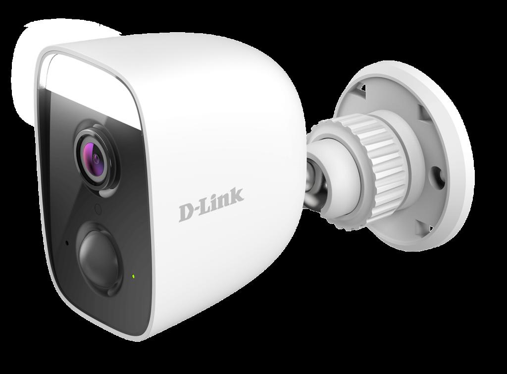 Full HD Outdoor Wi-Fi Spotlight Camera (DCS-8627LH)