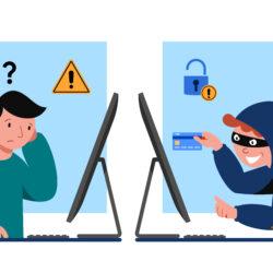 Phishing je najpogostejša metoda napada na računalniške sisteme. S pomočjo socialnega inženiringa vas premamijo v lažen občutek varnosti.