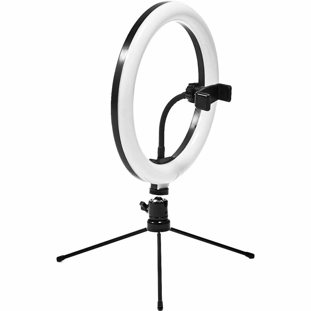 Lueur Starter LED okrogla luč je primerna za začetnike, ki iščejo naravno osvetljen prostor po razumni ceni.