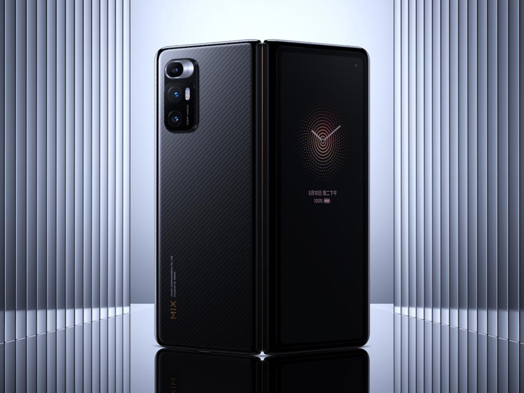 Prepogljivi pametni mobilni telefon Xiaomi Mi MIX Fold se bo zagotovo prikupil tudi zahtevnejšim!