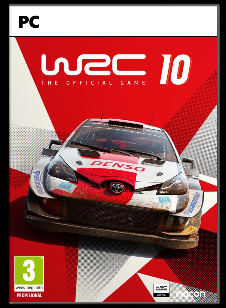 WRC 10 vas bo popeljal skoz ključne trenutke zgodovine reli tekmovanja.