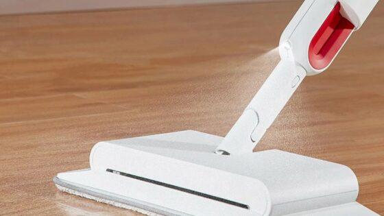 Xiaomi Deerma Mop brezžični pomivalec navdušuje uporabnike z dvojno funkcijo pometanja in pomivanja najtrdovratnejših umazanij.