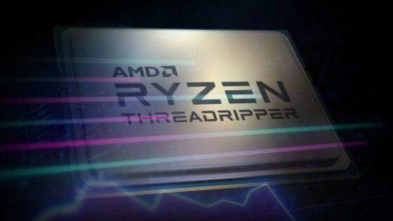 Procesorji AMD Ryzen Threadripper 5000 naj bi pokali od zmogljivosti.