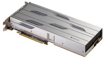Procesor Big Island je dovolj zmogljiv tudi za najzahtevnejša opravila.