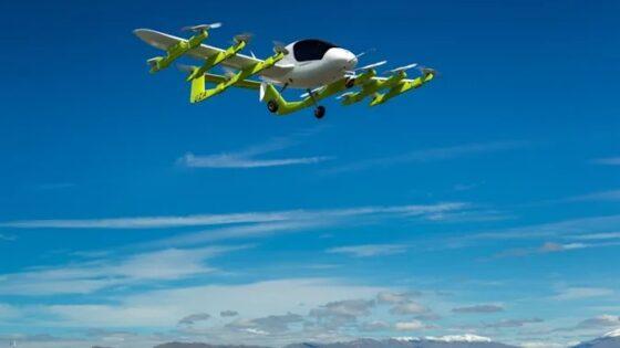 Leteči taksiji bi lahko kaj kmalu postali del našega vsakdana.