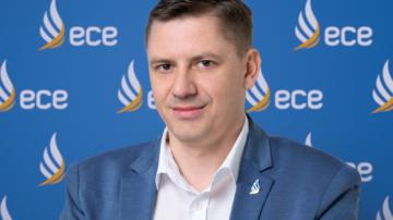 Gašper Ravnak, vodja razvoja pri ECE