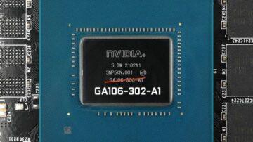Nova GeForce RTX 3060 naj bi bila še odpornejša proti rudarjenju kriptovalut.