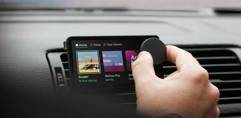 Prenosni predvajalnik Spotify Car Thing je navdušil mnoge!