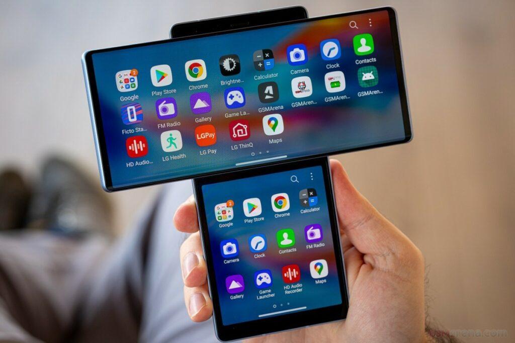 Pametni mobilni telefoni LG bodo postopoma izginili s tržiča.
