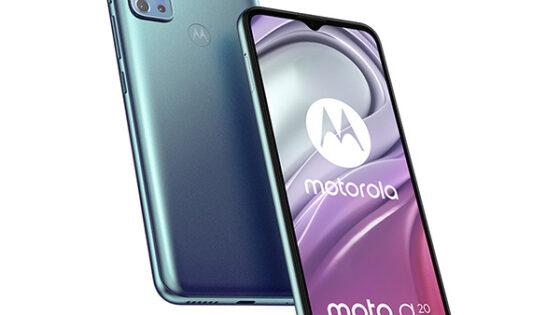 Novi Motorola moto g20 za malo denarja ponuja veliko!