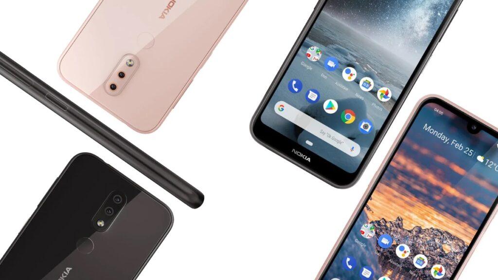 Android 11 se odlično prilega pametnemu mobilnemu telefonu Nokia 4.2.