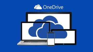Novi OneDrive za Windows je kot nalašč za upravljanje z večjimi datotekami.